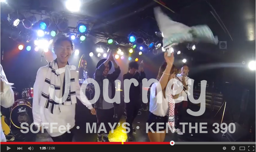 Journey/SOFFet,MAY'S,KEN THE 390