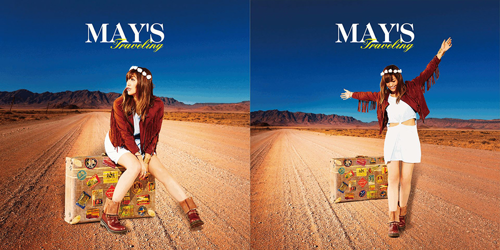 MAY'S Traveling