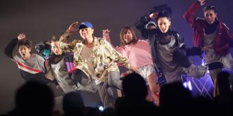 """MAY'S """"Nothing"""" リリースパーティー in サンリオピューロランド!無事、終演しました〜!フォトレポ〜!"""