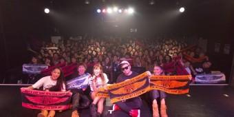 2015年最後のMAY'S全国ツアー「愛知公演」!